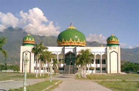 ibadurrahman masjid masjid  sulawesi tengah