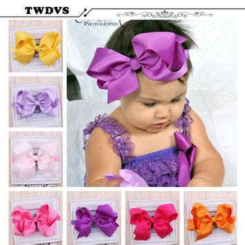 shop beautiful baby headbands on wanelo best big baby hair bows products on wanelo