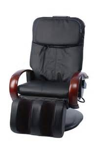 shiatsu chair massager images