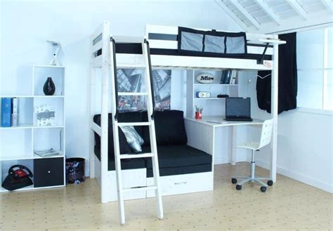 Farringdon High Sleeper With Desk by 1000 Ideas About High Sleeper On Luxury Homes