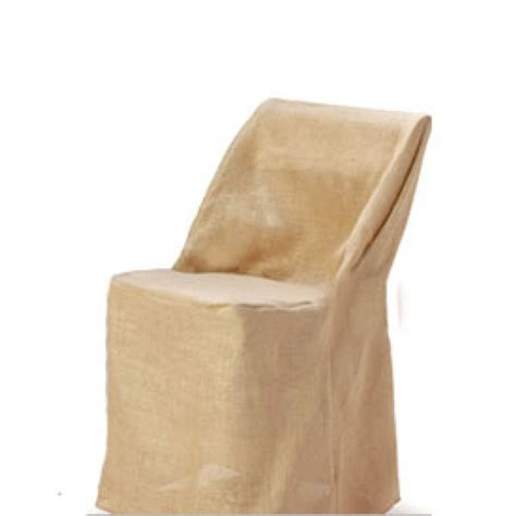 Chair Coverings by Burlap Chair Covers For Banquets And Weddings