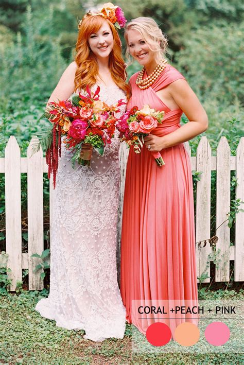 wedding styles picking your wedding color all about 15 fabulous summer wedding color combos