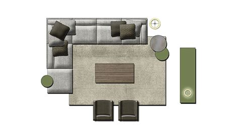 Library Floor Plan Design Bacon Modular Sofas Meridiani Srl