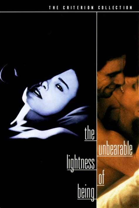 the lightness of being the unbearable lightness of being review 1988