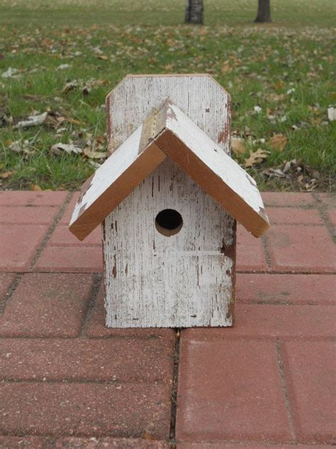 pattern for wren house rustic bird house nuthatch black capped chickadee