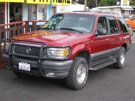 how cars work for dummies 1998 mercury mountaineer lane departure warning 1998 mercury mountaineer information and photos momentcar