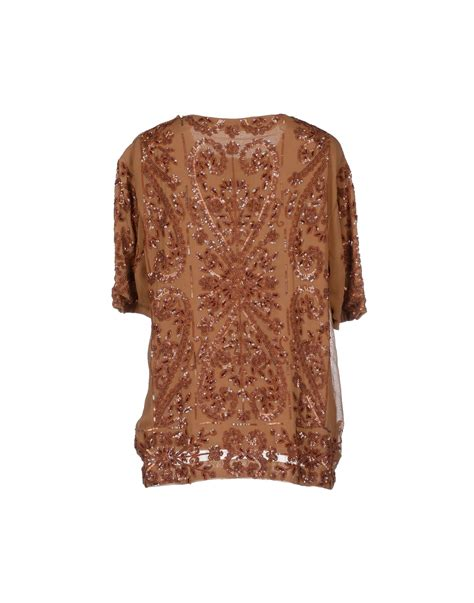 Blouse Batik Antik antik batik blouse in lyst