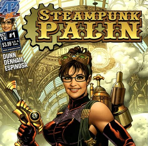 Palin On The Cover Of Are You Kidding by Maybe It S Just Me When Comics Meet Moose Mess