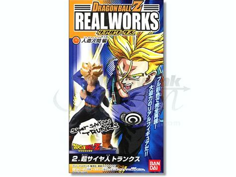 Real Works Trunks z real works android edition saiyan