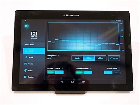 Tablet Lenovo Dolby lenovo rolls out new sub 200 tablets two with dolby atmos