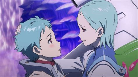 Eureka Seven Ao eureka seven ao end than fiction