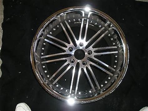 vertini hennessey wheels for sale used vertini hennessey 1 20x10 wheels 5x120 rims 18mm