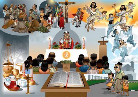 Buku Ibadat Adorasi Ekaristi pendidikan iman katholik tema 1 ke gereja yuk latar belakang tujuan komponen harga