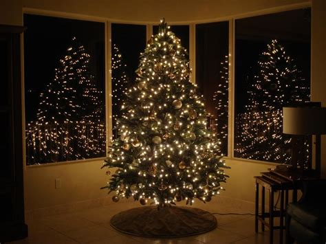elegant pre lit christmas trees image ideas for spaces modern