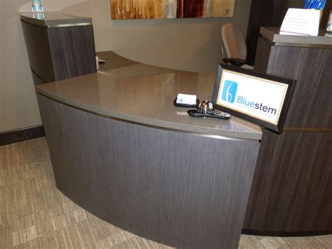 high end reception desks high end reception desk edge