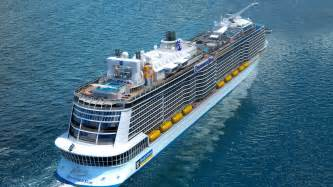 royal caribbeans newest ship richard s cruise ramble royal caribbean annouce their new