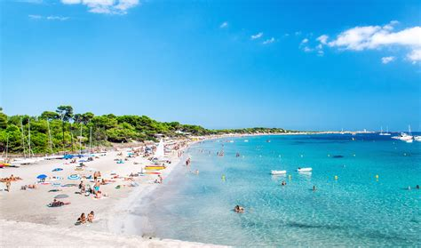 best beaches in ibiza the top 5 beaches in ibiza purple travel official blog