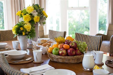 Breakfast Table by Food Wine Photo Gallery Greenhill Lodge Hawke S Bay New