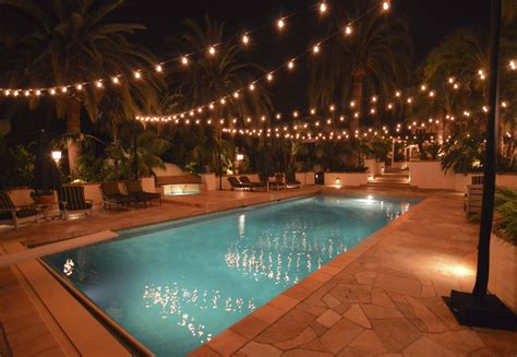 How To String Patio Lights Get Your String Lights In Shape With Popular Patio Light Hanging Patterns Patio String Lights