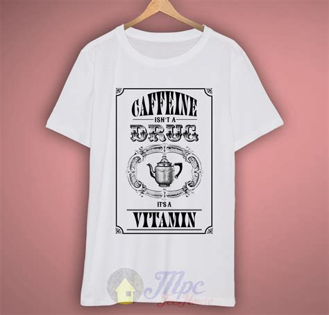 But Coffee Tshirt coffee quote caffeine is vitamin t shirt mpcteehouse 80s tees