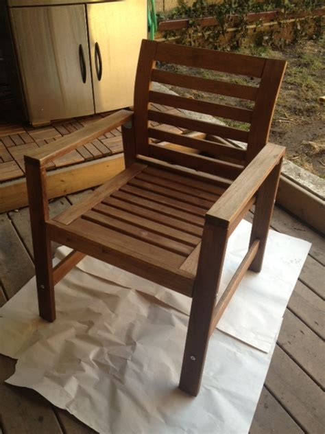 Outdoor Furniture Maintenance Storefront Life Treating Outdoor Wood Furniture