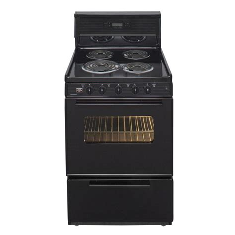 premier 24 in 2 97 cu ft freestanding gas range in