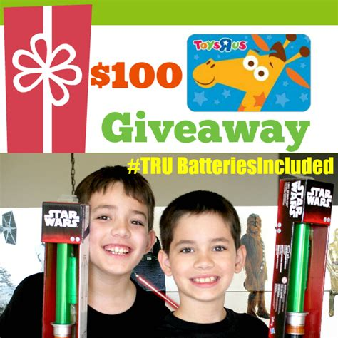 Duracell Giveaway - 100 toys r us duracell batteries giveaway winner