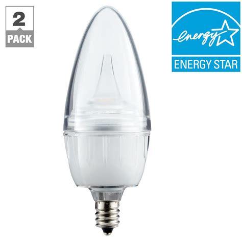 outdoor candelabra led light bulbs cree 40w equivalent soft white 2700 1800k candelabra