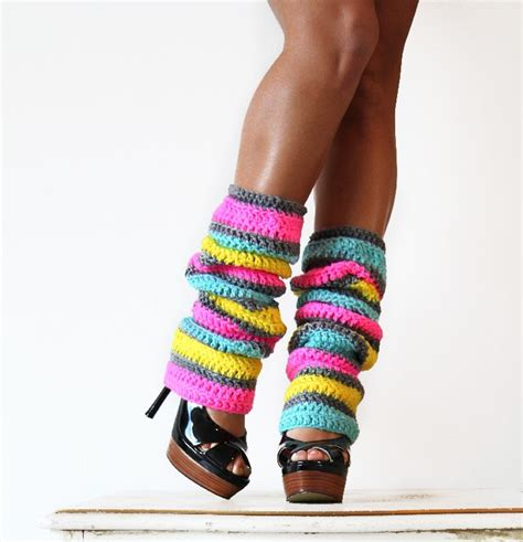 80s Leg Warmers by Pin 80s Fashion Leg Warmers On