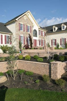 Front Yard Wall Design - retaining wall ideas on pinterest retaining walls stone retaining wall and landscaping design