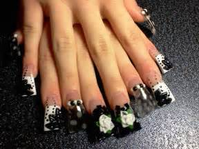 gallery for gt flare nail designs