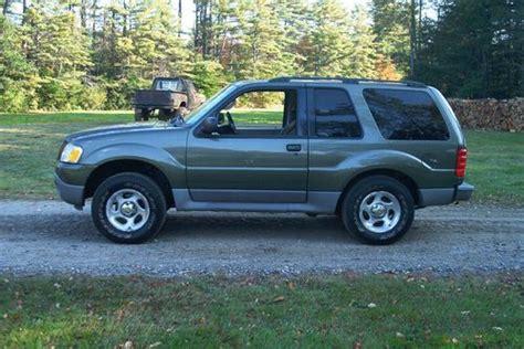 2 Door Explorer by Find Used 2003 Ford Explorer Sport 2 Door 4x4 In Orange