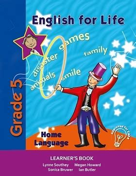 biography for english learners 9781770023758 english for life home language grade 5