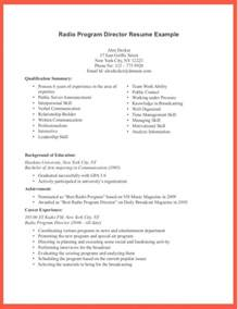 Example Of A Well Written Resume Resume Examples 2017