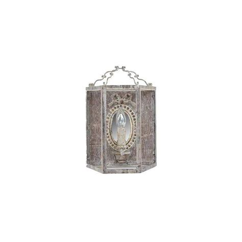 White Wall Sconce Rustic White Wall Sconce By Coquecigrues