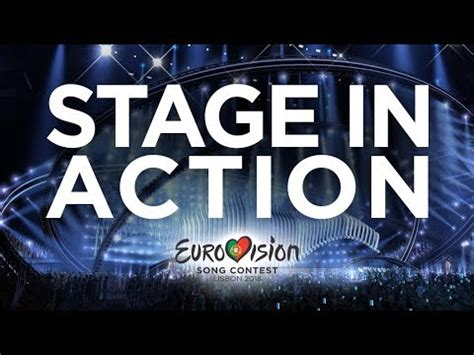 brr placements eurovision song contest 2018 stage design in action