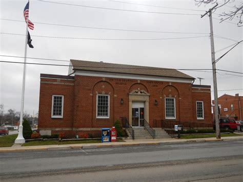 Post Office Bellevue bellevue ohio post office post office freak