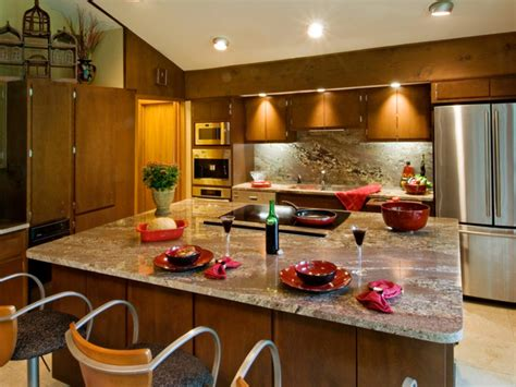 granite island kitchen fantastic kitchen island designs