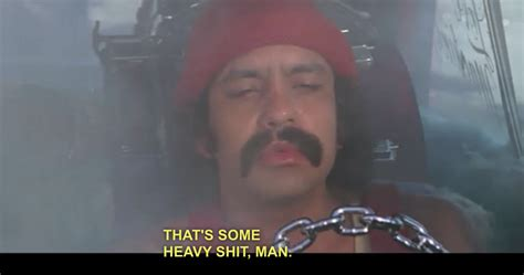 cheech and chong quotes quotesgram