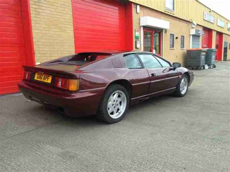 how to learn about cars 1989 lotus esprit seat position control lotus 1989 esprit na red car for sale