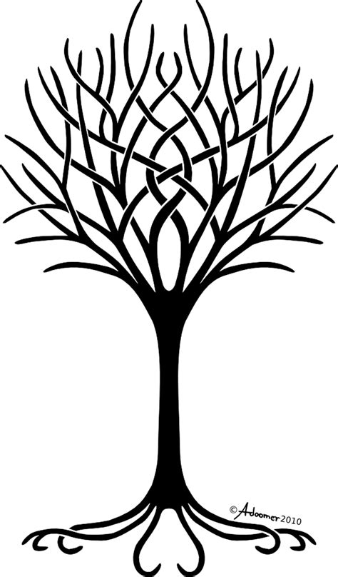 tree tattoo png tree of life by adoomer on deviantart