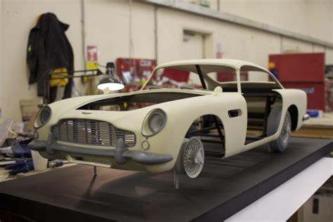 Printer Aston voxeljet builds aston martin models for bond