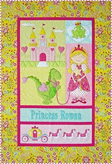 Princess Quilt Patterns by Princess Quilt Pattern Bradley Designs