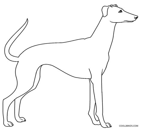 Coloring Pages Of Dogs Online | printable dog coloring pages for kids cool2bkids