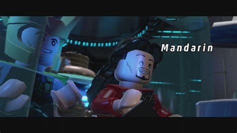 mandarin film lego marvel lego marvel super heroes mandarin boss battle hd youtube