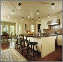 Kitchen Overhead Lighting Ideas by How To Choose The Right Ceiling Lighting For Your Kitchen