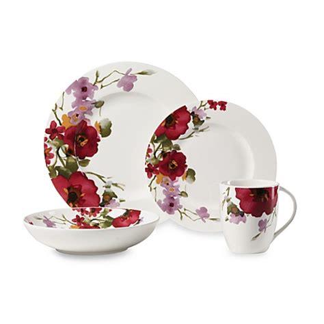 mikasa garden palette bouquet dinnerware collection www