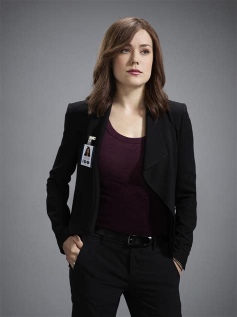 what is the female fbi agent in blacklist the blacklist