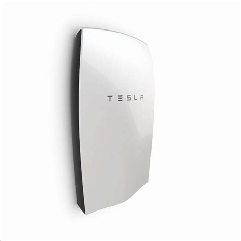 Tesla Products Tesla Energy Launches With Powerwall Home Batteries