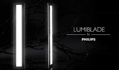 Lu Led Philips Dan Gambarnya philips introduceert lumiblade oled len voor thuis en